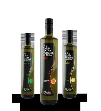 Olio Extravergine di oliva- Linea SinCera