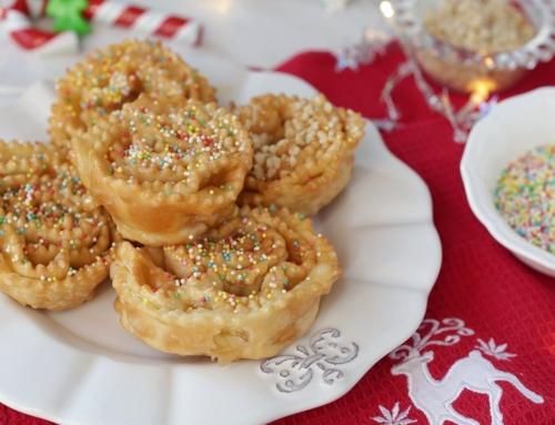 Cartellate, senza di loro in Puglia non è Natale